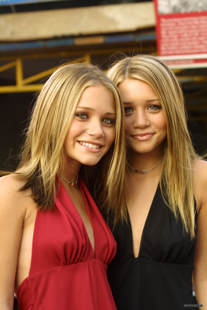 mary kate and ashley nude
