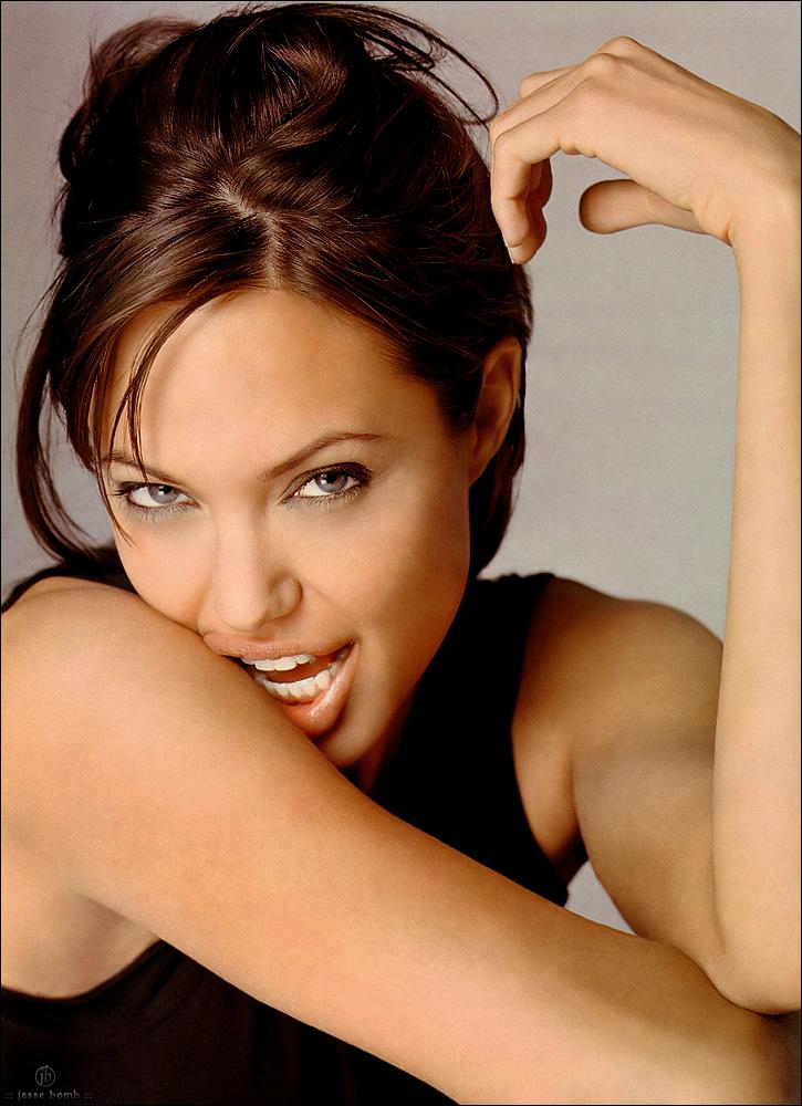 Face of Angelina Jolie NUDE | | CelebrityNakeds.com