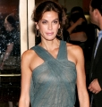 Teri Hatcher wearing great dress
